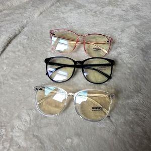 🦄 Blue light filter glasses non prescription